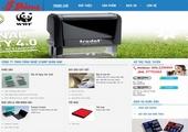 Thiết kế web maykhacdau.vn