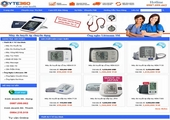 Thiết kế web site: YTE360.VN
