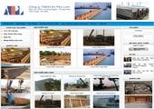 Thiết kế website giá rẻ: ANPHULINH.VN