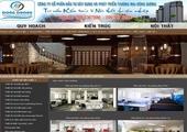 Thiết kế website giá rẻ: KIENTRUCDONGDUONG.COM