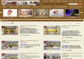 Thiết kế web tubepgosoi.com.vn