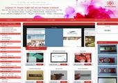 Thiết kế website giá rẻ: INTHINHVUONG.COM