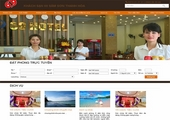 Thiết kế web : TUNGHANHHOTEL.VN